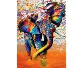 Puzzle Kolory Afryki