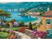 Puzzle Nad jeziorem