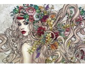 Puzzle Magia kwiatów