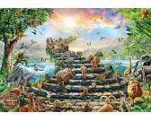 Puzzle Schody do nieba