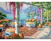 Puzzle Włoskie jezioro