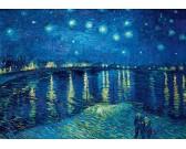 Puzzle Gwiazdy nad rzeką
