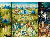 Puzzle Ogród rozkoszy ziemskich