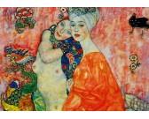 Puzzle Dwie damy