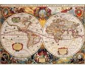 Puzzle Mapa historyczna