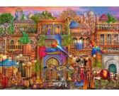Puzzle Arabska ulica