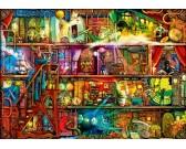 Puzzle Fantastyczna podróż