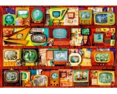 Puzzle Stare telewizory