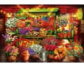 Puzzle Kwiaciarnia
