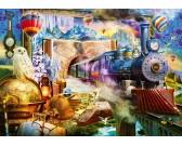 Puzzle Magiczna droga