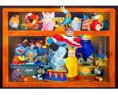 Puzzle Zabawki