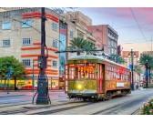 Puzzle Tramwaj w Nowym Orleanie