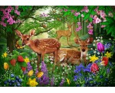 Puzzle Duch wiosny
