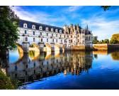 Puzzle Chenonceau, Francja
