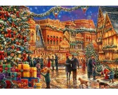 Puzzle Jarmarki bożonarodzeniowe