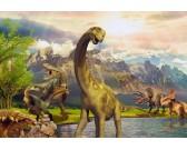 Puzzle Dinozaury - PUZZLE DLA DZIECI