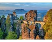 Puzzle Most w górach