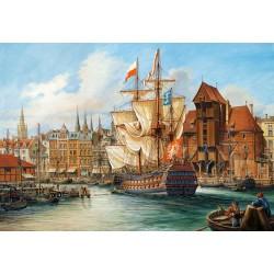 Puzzle Stary Gdańsk