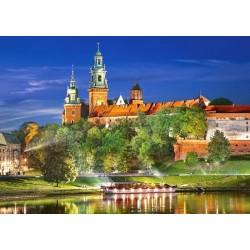 Puzzle Zamek Wawel, Polska