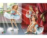 Puzzle Małe baletnice - PUZZLE DLA DZIECI