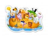 Puzzle Arka Noego - PUZZLE DLA DZIECI