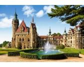Puzzle Zamek Moszna, Polska