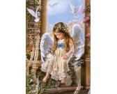 Puzzle Anielska Miłość