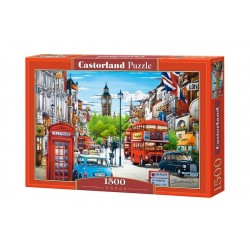 Puzzle Londyn