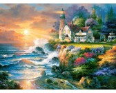 Puzzle Latarnia Morska