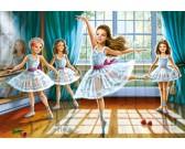 Puzzle Małe baleriny - PUZZLE DLA DZIECI