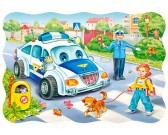 Puzzle Droga do szkoły - PUZZLE DLA DZIECI