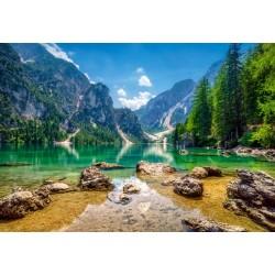 Puzzle Jezioro Heaven