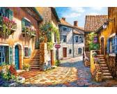Puzzle Wioska Rue