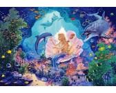Puzzle Morska księżniczka