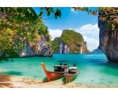 Puzzle Ko Phi Phi Le, Tajlandia