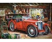 Puzzle Weteran w garażu