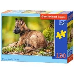 Puzzle Młode wilki - PUZZLE DLA DZIECI