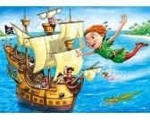Puzzle Peter Pan - PUZZLE DLA DZIECI