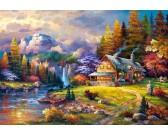 Puzzle Schronisko górskie