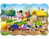 Puzzle Rzepka - MAXI PUZZLE