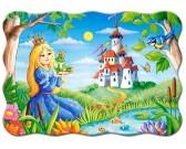 Puzzle Księżniczka i żaba - PUZZLE DLA DZIECI