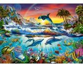 Puzzle Podwodny raj - PUZZLE DLA DZIECI