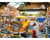 Puzzle Garaż Sama - PUZZLE DLA DZIECI