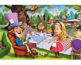 Puzzle Alicja w Krainie Czarów - PUZZLE DLA DZIECI