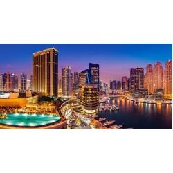 Puzzle Marina Pano, Dubaj - PUZZLE PANORAMICZNE