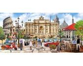 Puzzle Wspaniałość Rzymu - PUZZLE PANORAMICZNE
