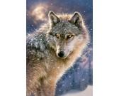 Puzzle Majestatyczny wilk