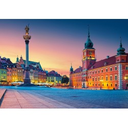 Puzzle Plac w Warszawie