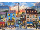 Puzzle Paryska ulica