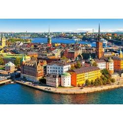 Puzzle Sztokholm, Szwecja